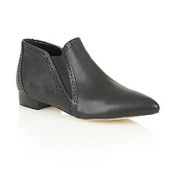 Dolcis - Black 'Yvette' heeled ankle boots