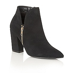 Dolcis - Black 'Jemmy' ankle boots