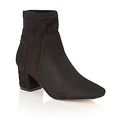 Dolcis - Black 'Jinger' ankle boots