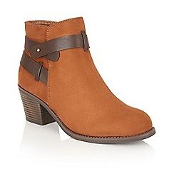 Dolcis - Auburn 'Nellie' ankle boots
