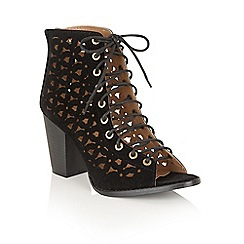 Dolcis - Black 'Alain' ankle boots