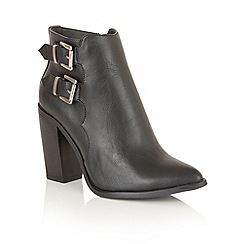 Dolcis - Black 'Santana' ankle boots