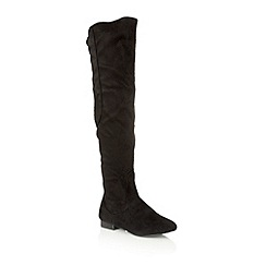 Dolcis - Black 'Karla' over the knee boots