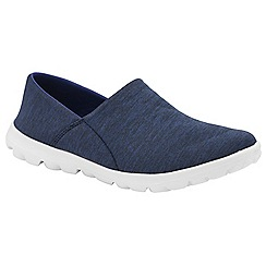 Dolcis - Navy 'Adria' ladies casual comfort shoes
