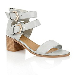 Dolcis - Grey 'Ashby' ladies sandals