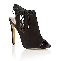 Dolcis - Black 'Lassie' shoes