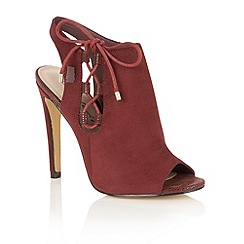 Dolcis - Burgundy 'Lassie' shoes