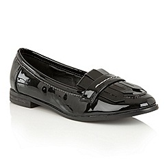 Dolcis - Black 'Jimmi' slip-on casual loafers