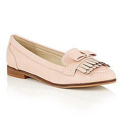Dolcis - Pink 'Jessica' slip-on flat loafers
