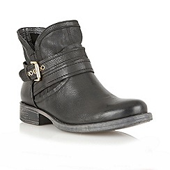 Ravel - Black 'Anneka' ankle boots