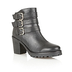 Ravel - Black ravel 65 'Philomena' ankle boots
