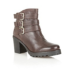 Ravel - Brown ravel 65 'Philomena' ankle boots