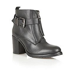 Ravel - Black 'Michigan' ladies ankle boots