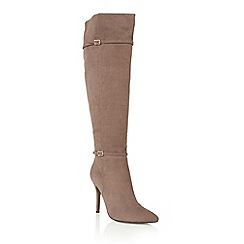 Ravel - Mink 'Denton' knee high boots