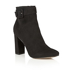 Ravel - Black 'Armstrong' ankle boots