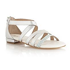 Ravel - Silver 'Balm' chic sandals