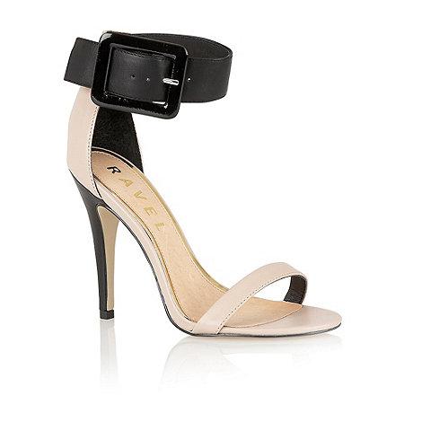 Ravel - Nude +Jasmine+ strappy high heel sandals