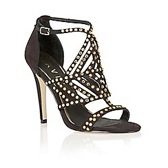 Ravel - Black 'Orlando' strappy sandals