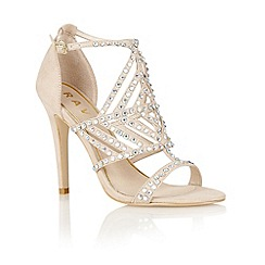 Ravel - Champagne 'Orlando' strappy sandals