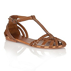 Ravel - Tan 'Arizona' ladies sandals