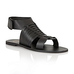 Ravel - Black 'Missouri' ladies sandals