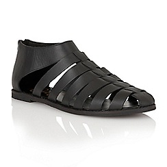 Ravel - Black 'New York' ladies sandals