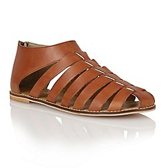 Ravel - Tan 'New York' ladies sandals