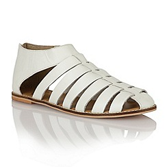 Ravel - Off White 'New York' ladies sandals