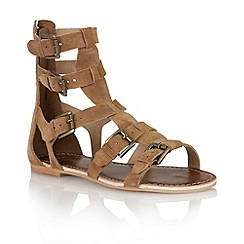 Ravel - Brown 'Los Angeles' ladies sandals