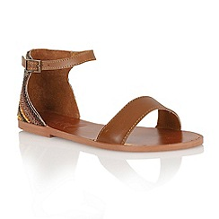 Ravel - Brown 'Wichita' ladies sandals