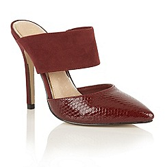 Ravel - Bordo 'Long Beach' court shoes