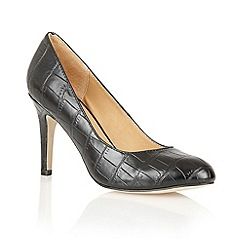 Ravel - Black 'Jacksonville' court shoes