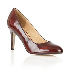 Ravel - Burgundy 'Jacksonville' court shoes