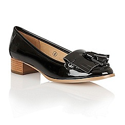 Ravel - Black 'Montgomery' ladies loafers