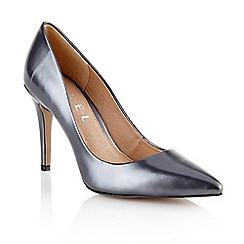 Ravel - Pewter 'Philadelphia' ladies high heeled shoes