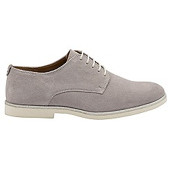 Ravel - Grey 'Travis' ladies lace up brogues