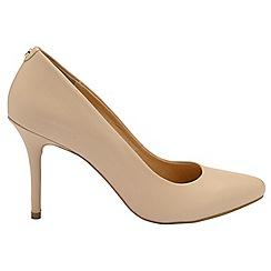 Ravel - Nude 'Newton' ladies high heeled court shoes