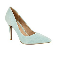 Ravel - Mint 'Hamden' stiletto heeled court shoes