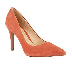 Ravel - Coral 'Hamden' stiletto heeled court shoes