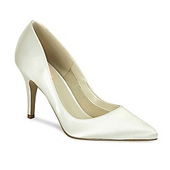 Pink by Paradox London - 'Flush' pointed court shoe