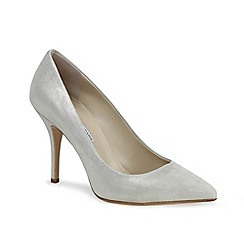 Benjamin Adams - Glimmer leather candice court shoe