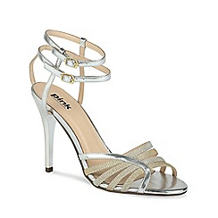 Pink by Paradox London - Stunning caged style 'Gala' sandal
