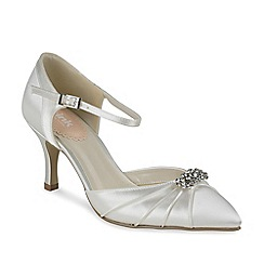 Pink by Paradox London - Two part pointed tow court elegance