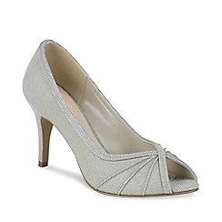 Pink by Paradox London - Peep toe 'Abigail' shoe