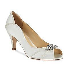 Benjamin Adams - Peep toe marion shoe