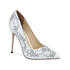 Benjamin Adams - High heel saskia court shoe