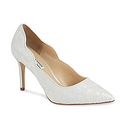 Benjamin Adams - Classic diana lace court shoe
