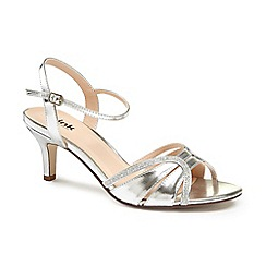 Pink by Paradox London - Glitter 'Harriet' Sandal