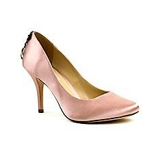 Benjamin Adams - Silk 'aurellia' high heel stiletto court shoes