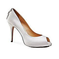 Benjamin Adams - Peep toe platform 'Carley' shoes